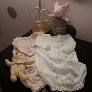 Baby Gowns Bundle